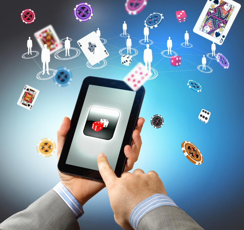 Den onlinebaserede casinobranche bliver mere underholdningsfikseret