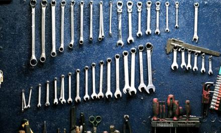 Dette værktøj har du brug for i dit værksted